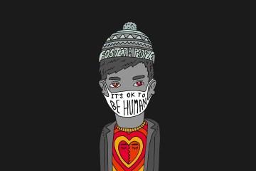 Foster The People estrena su nuevo tema 'It's Ok To Be Human'. Cusica Plus.