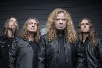 Megadeth ayuda a sobrevivir a la cuarentena, con un largo playlist. Cusica Plus.