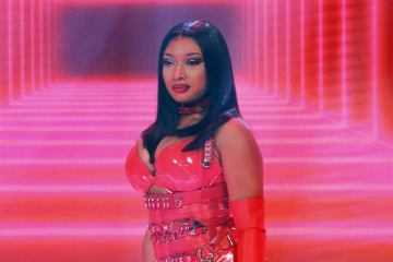 Escucha 'Suga' el esperado disco de Megan The Stallion. Cusica Plus.