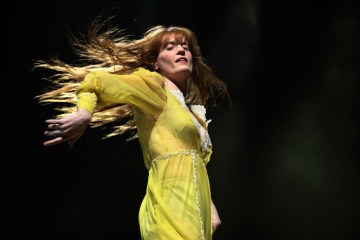 Florence and The Machine estrena su nuevo sencillo 'Light Of Love'. Cusica Plus.