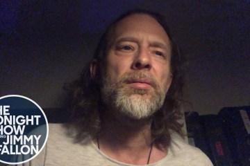 Thom Yorke estrenó nuevo tema en el show de Jimmy Fallon. Cusica Plus.