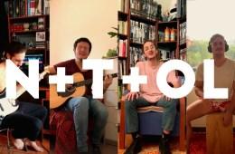 Anakena presenta versiones acústicas de 'Náufrago' y 'Otro Lugar'. Cusica Plus.