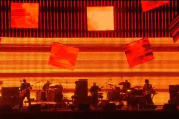 Radiohead comparte su presentación en vivo del Coachella 2012. Cusica Plus.