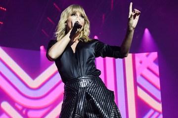 Taylor Swift comparte versión en vivo de su disco 'Lover', grabado en París. Cusica Plus.