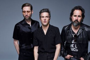 Escucha 'My Own Soul's Warning', la nueva canción de The Killers. Cusica Plus.
