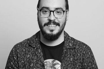 Andrés Puche comparte su nuevo EP 'Chop Chop Boom S01'. Cusica Plus.