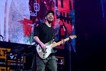 Mike Shinoda de Linkin Park, estrenó su nuevo disco solista 'Dropped Frames, Vol.1'. Cusica Plus.