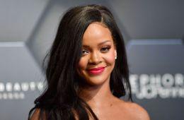 Rihanna confirma que ya tiene material musical listo. Cusica Plus.