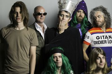 The Flaming Lips comparte su nuevo tema 'You n Me Sellin' Weed'. Cusica Plus.