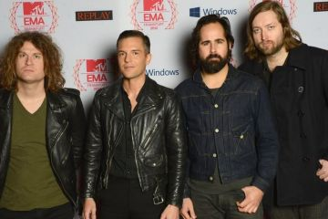 The Killers estrena 'Dying Breed', canción de su próximo disco. Cusica Plus.