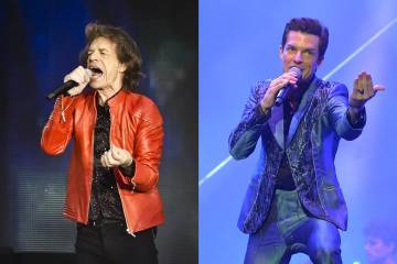 The Killers y Jacques Lu Cont, versionan 'Scarlet' de los Rolling Stones. Cusica Plus.
