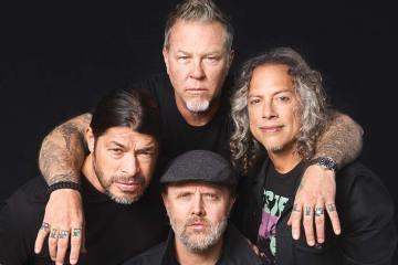 Metallica comparte versión orquestal de 'Nothing Else Matters' para una película de Disney. Cusica Plus.