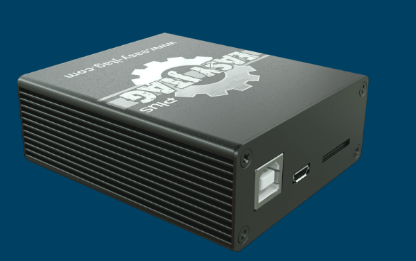 Easy-JTAG Plus Released!!!! The fastest and innovative box