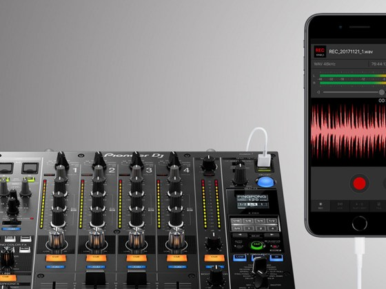 Pioneer release new app to record DJ mixes directly to your iPhone