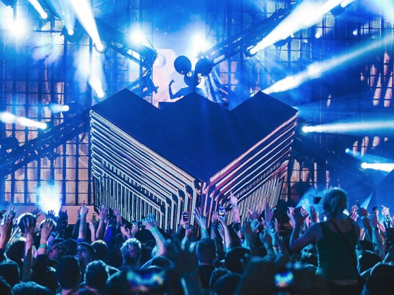 Deadmau5 will debut 'the other cube' this weekend