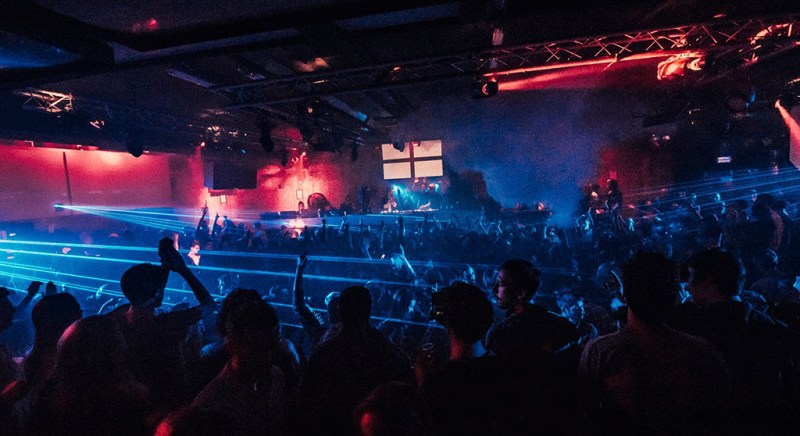 Red Bull's Elektropedia examine Belgian techno club Fuse