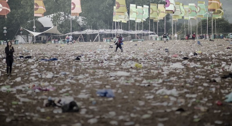 Glastonbury are banning plastic bottles from 2019's festival