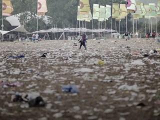Glastonbury are banning plastic bottles from 2019's festival