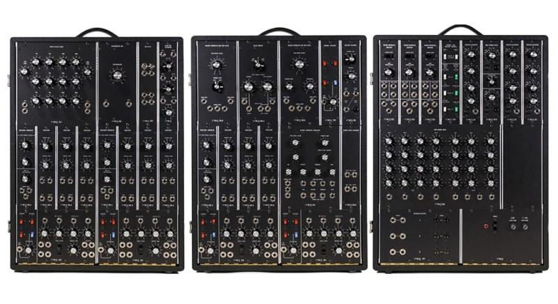 Moog reintroduce classic IIIP modular synth