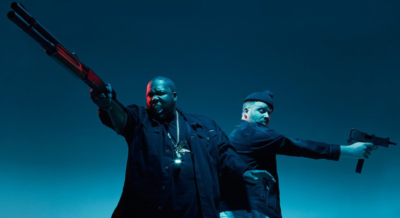 Run The Jewels are official ambassadors for 2018's Record Story Day