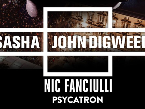 Sasha & John Digweed reunite for Resistance Tour at CHSq