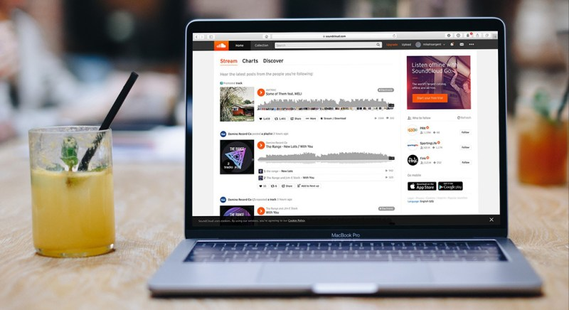 "SoundCloud say ""We're a form of social media"""