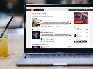 """SoundCloud say """"We're a form of social media"""""""