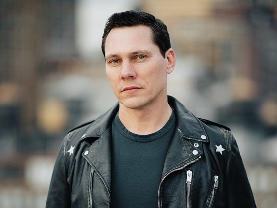 Tiesto says 'It's time to go back to basics'