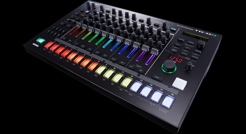 Roland release updated TR-8 drum machine 'TR-8S'