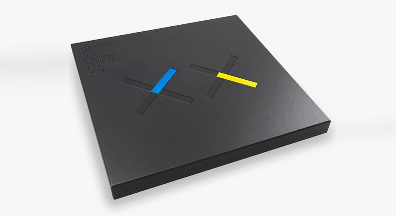 Bedrock are releasing their first ever box set for their 20th anniversary