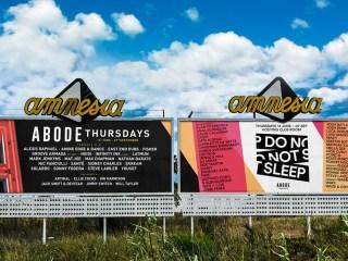 ABODE confirm headliners for first Amnesia Ibiza season