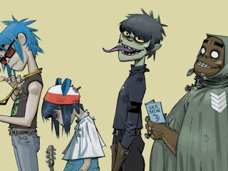 Gorillaz tease music, title and release date for new 'The Now Now LP'