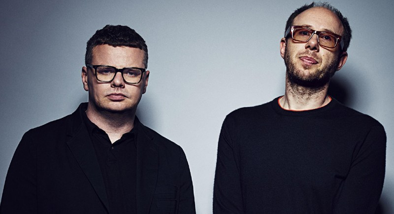 The Chemical Brothers tease new Electronic Battle Weapon