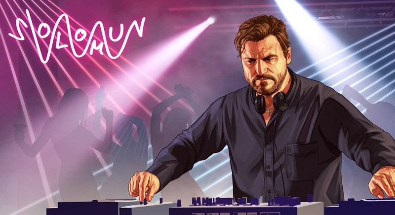 Someone has recorded Solomun's entire GTA Afterhours set