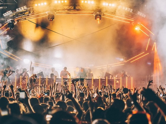Electric Island are throwing a two day festival this September