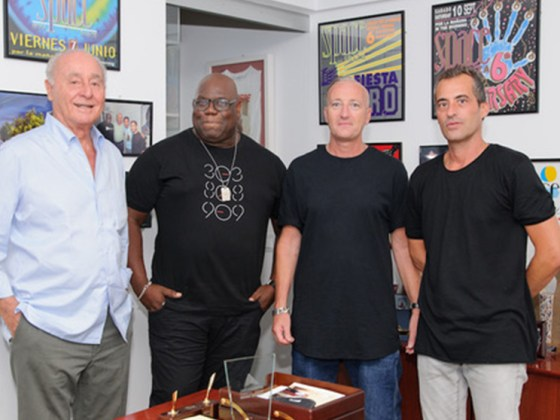 Carl Cox partners with Pepe Rosello and others on new Ibiza project
