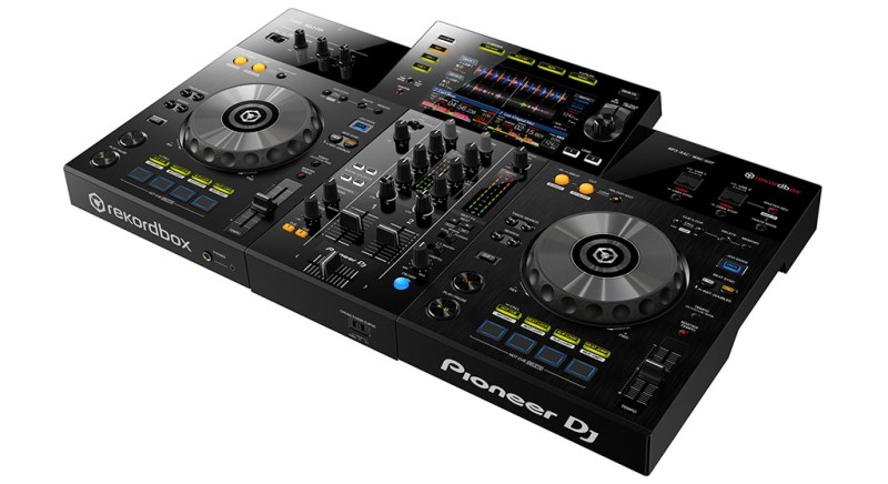 Pioneer DJ launch new all-in-one XDJ-RR