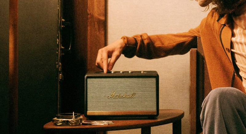 Marshall has revamped it's home bluetooth speakers