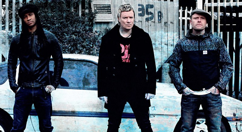 The Prodigy are auctioning special merchandise for charity