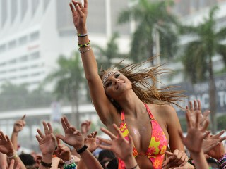Ultra Miami will move to Virginia Key for 2019 festival
