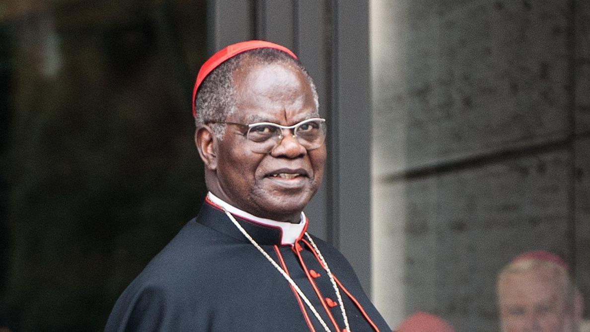Le cardinal de Kinshasa, Laurent Monsengwo, jouit d'un large prestige moral auprès de la population congolaise.