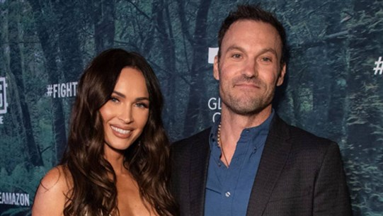Megan Fox separates from her husband after a decade of marriage