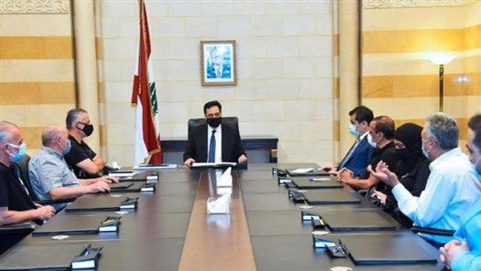 Diab to the delegation of the families of the Marfa martyrs: What happened is one of the results of corruption in the country