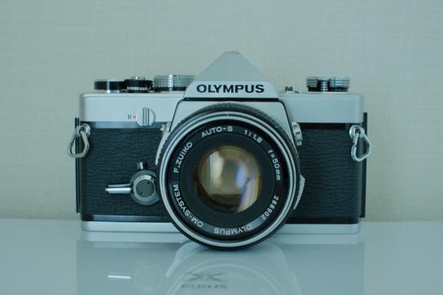 Olympus OM-1のこと 外観