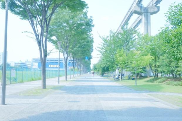 夏の午後_IKEA立川