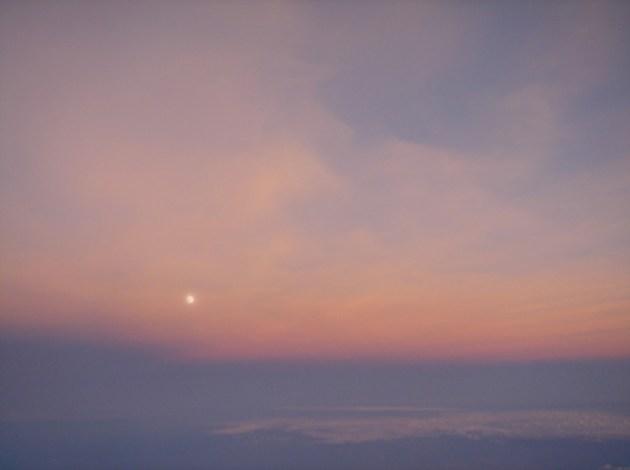 カメラピープル「みんなの旅/空の旅」写真展 採用されました 何年か前の写真です