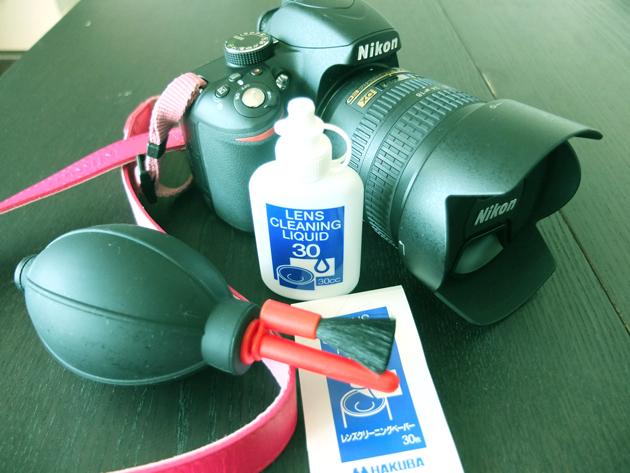 一眼レフカメラのメンテナンス ブロアーを買い換えてみた レンズもお掃除