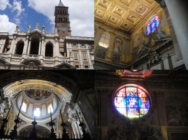 サンタ・マリア・マッジョーレ教会 初めてのイタリアの教会に行ったけど感動!