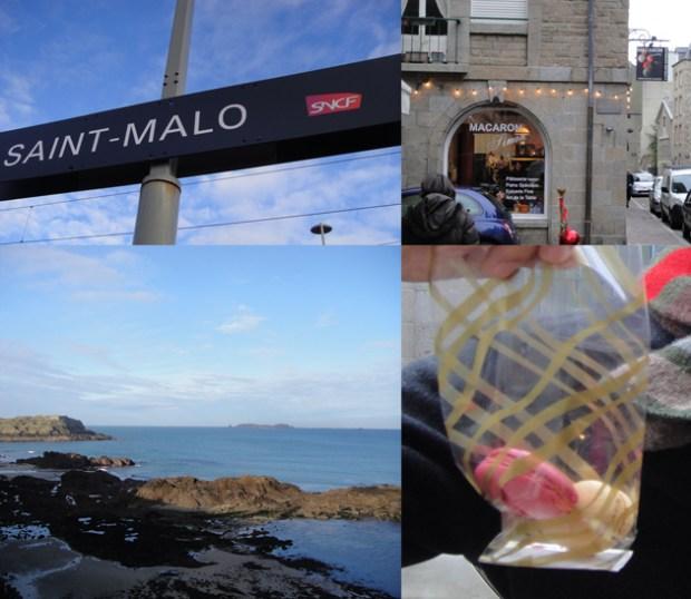 St-Malo サン・マロ 港町