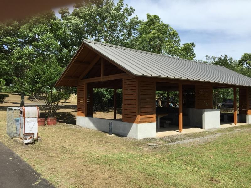 大分農業文化公園オートキャンプ場⑤